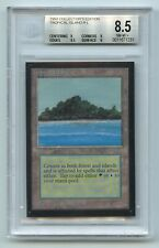 MTG Magic the Gathering Collector's Edition Tropical Island BGS 8.5 Dual Land