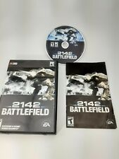 Battlefield 2142 PC DVD-Rom w/ Key 2006 Windows Action Game First Person Shooter