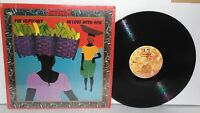 THE HEPTONES In Love With You LP 1978 Reggae Vinyl United Artists UALA805