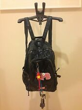AUTHENTIC PAULS BOUTIQUE ICON Pack Custom Backpack Bag Black Pack Limited Rare