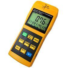 3 Axes Gaussmètre EMF ELF Magnétique Testeur Gauss Meter 2000mG Taïwan fait