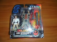 Kenner Luke Skywalker Desert Sport Skiff with Blasting Rocket Launcher NEW