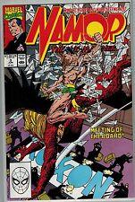 Namor The Sub Mariner - 003 - Marvel - June 1990