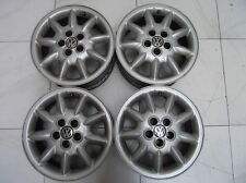 Genuine VW Golf 3 Vento Scirocco Corrado Alloy Wheels 6,5JX15 1H0601025T LK