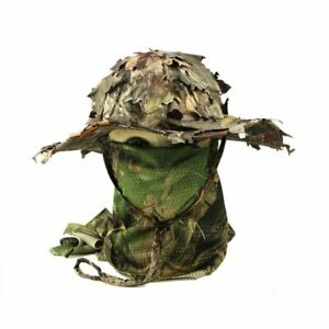 Hunting Caps Military Tactical Balaclava Full Face Mask Paintball Boonie Hat