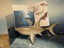 SCHLEICH RETIRED GREAT WHITE SHARK #14553