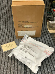 US MSA M17a1 Protective Mask Dated Late 60's BOX NOS Filters M13 &