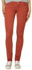 WRANGLER Damen Cord Molly Größe wählbar Skinny Fit LOW WAIST SLIM LEG W251FD42R