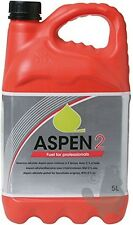 ASPEN 2 FUEL 5L 5 LITRE CAN 50:1 PREMIXED 2 STROKE