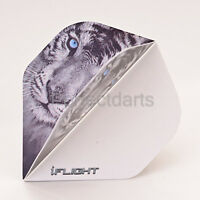 IFLIGHT TIGER DART FLIGHTS, Standard Shape, 1/5/10 Packs TOUGH i