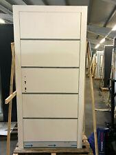 B-Ware Nr DB152,CA02 92mm,1,0x2,1m ,Weiss,DIN Links Haustür