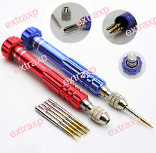 5In1 Pentalobe Repair Screwdriver Set For iPhone 6 5/5S/5C 4/4S Samsung Nokia xp
