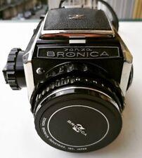 Zenza Bronica S2 S2A 6x6 Medium Format + 75 mm 1. 2:8 Zenzanon