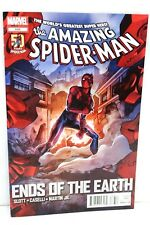 Amazing Spider-man #686 Ends of the Earth Marvel Comics Comic F/F+