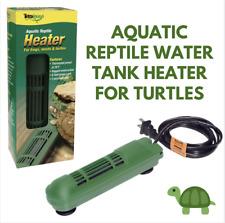 Tetra Aquatic Reptile Water Tank Heater For Turtles Fauna Viquarium Aquarium