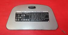 ***TOYOTA LAND CRUISER ~ LANDCRUISER GLOVE BOX DOOR USED 9/73 - 84 FJ40 FJ45
