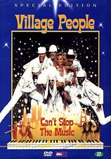 VILLAGE PEOPLE - Can't Stop The Music / Nancy Walker, Ray Simpson, 1980 / NEW