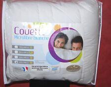Couette 240x260 TRES CHAUDE 750grm2 microfibre Made in France MAGNIFIQUE Qualité