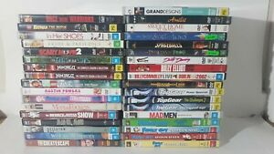 Bulk DVD's All In Good, Untested Condition, Comedy, Action, Kids $1.50 - $2 Each