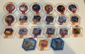 Disney Infinity 3.0 Marvel Power Discs Bundle X 21   - See Offer