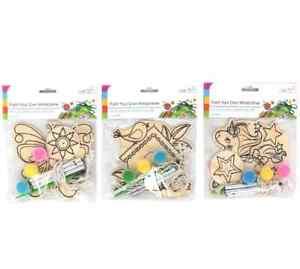 Children's DIY Paint & Make Your Own Windchime Kit~ Arts & Craft~