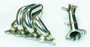 OBX Header Fits For 2007-21 Fiat 500 1.4L Performance Non-Turbo 2pc