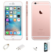 IPHONE 6S REFURBISHED 16 GB GRADE B PINK GOLD ORIGINAL APPLE SECOND HAND