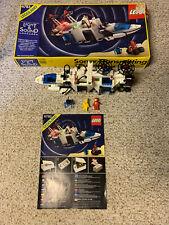 1986 Lego Space Sonar Transmitting Cruiser # 6783  Complete w/Box,Man & Minifigs