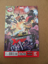 Wolverine & The X-Men (vol 1) 25 . Marvel 2013 . VF
