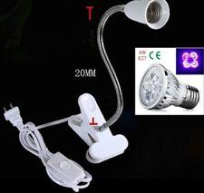 New 4W E27 UV LED Ultraviolet Spotlight Table Lamp Light Mini Bulb AC85-265V