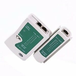 Network Cable Tester RJ45 RJ11 RJ12 CAT5 CAT6 UTP LAN TESTER