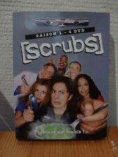 Série SCRUBS Saison 1 -  Coffret 4 DVD -  très bon état