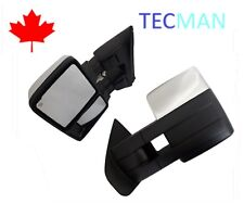 Side mirror for Ford F150  07 08 09 10 11 12 13 14 Power heated towing mirrors
