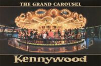 KENNYWOOD PARK,THE GRAND CAROUSEL,MERRY-GO-ROUND,PITTSBURGH,PA 2003