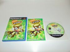 El Tigre The Adventures of Manny Rivera | Sony PlayStation 2 PS2 PAL | Complete