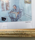 "Raoul Dufy The Artist's Studio 1935 - Gold Framed Print 8 x 10"""