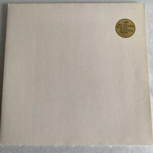 BEATLES -  White Album 1C192-04173/174 Vinyl LP Nr. 4206, Poster u Fotos RARE