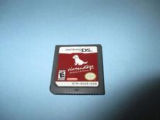 Nintendogs: Dachshund & Friends (Nintendo DS) Lite DSi XL 3DS 2DS Game