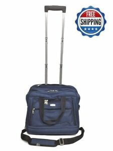 Protocol Underseat Luggage Carry on Blue Laptop Bag