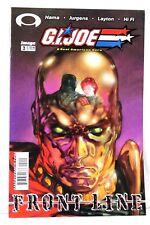 GI Joe Real American Hero Frontline #2 Image Comics Comic VG/F-