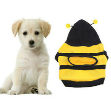 Dogs Pets Clothes Cute Bumble Bee Lovely Wings Dog Cat Pet Clothes