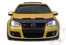 VW Volkswagen Golf MK5 Rabbit GTI 04 05 06 07 08 Car Hood Mask Bra RED FELT