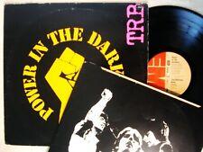 Tom Robinson Band TRB Power In The Darkness + Inner -2U -2U UK LP EMI 1978 EX