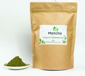 Matcha Powder Ceremonial Organic 1kg