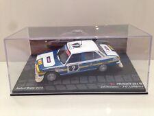 Peugeot 504 TI J-P.Nicolas - J-C.Lefebvre Safari Rally 1976 New 1:43 Scale