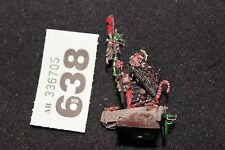 Warhammer Skaven Warlord Pro Painted Limited Edition Games Day Army 2011 B251
