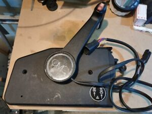 OMC,Johnson ,Evinrude side mount control box with modular connectors