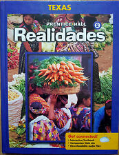 Realidades 2 by Peggy Palo Boyles (2004, Hardcover)