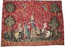 New THE SMELL Cluny 5 Senses Unicorn Series Belgium Tapestry Hanging 62cm x 83cm