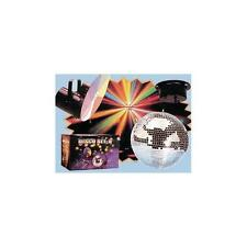 151.725 - MIRROR BALL KIT INC PAR36 , DISCO LIGHT SET 3